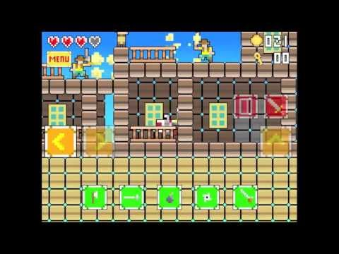Go Go Pixel (iPhone/iPad Game) Gameplay Trailer