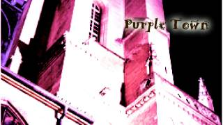 Royalty Free :Purple Town