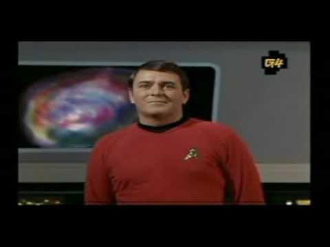 Star Trek - Tribbles Given To The Klingons.wmv
