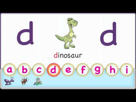 Super Simple ABCs Phonics Song NEW 2012