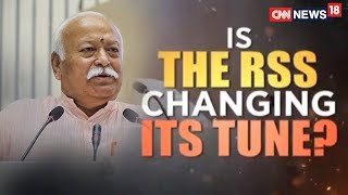 Is The RSS Changing Its Tune? | #RSSOutreach | Face Off | CNN News18 - IBNLIVE