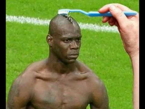 Super Mario Balotelli Compilation (EURO 2012)