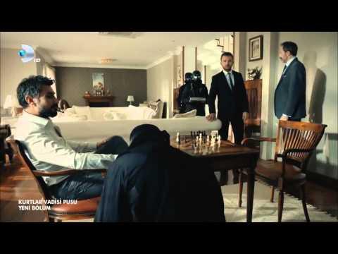 Kurtlar Vadisi Pusu Yeni Sezon | 18 EYLÜL 2014 [720P HD] Part 2