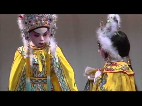 TEDxYouth@HongKong - Sing Fai Cantonese Opera-- Cantonese Opera Excerpt -- The Princess in Distress