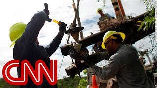 Puerto Rico suffers island-wide power outage - CNN
