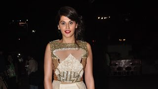 Taapsee Pannu to do full-length action role - IANSINDIA