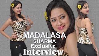 Madalasa Sharma Exclusive Interview - IGTELUGU