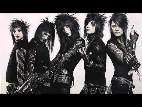 Black Veil Brides - Legacy (Only Drums)