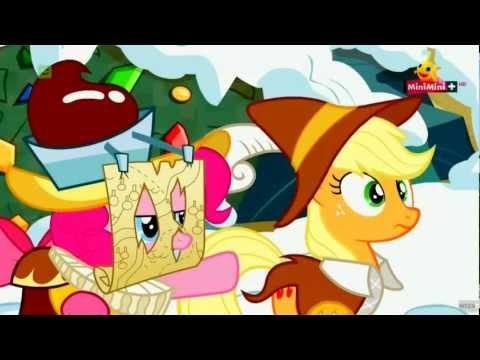 """[Dubbing PL] My Little Pony Przyjaźń to Magia odc. 37  """"Wigilia serdeczności"""" (HD)"""