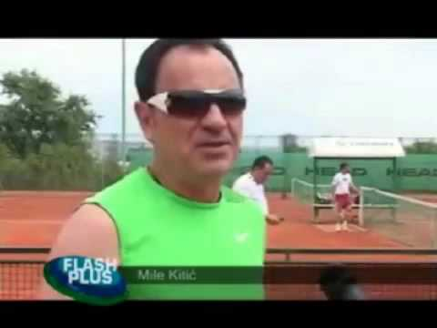 Mile Kitic - Intervju - Flash plus - (TV Svet Plus 2009)