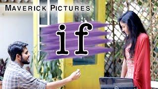 IF Teaser ll Short Film ll RunwayReel ll Directed by Venkat Krishna - YOUTUBE