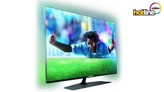 Обзор телевизора Philips 49PUS7809
