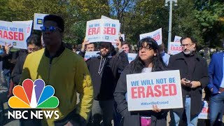 Transgender Activist: 'We Will Stand Up, We Will Be Resilient' | NBC News - NBCNEWS