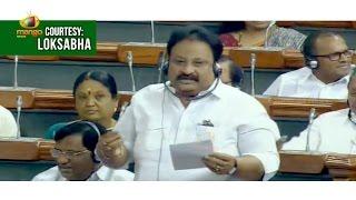 TRS MP Jitender Reddy Speaks On Double Railway Line From Khajipet To Vijayawada | Mango News - MANGONEWS