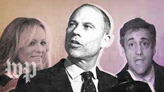 A look back at Michael Avenatti's tumultuous year - WASHINGTONPOST