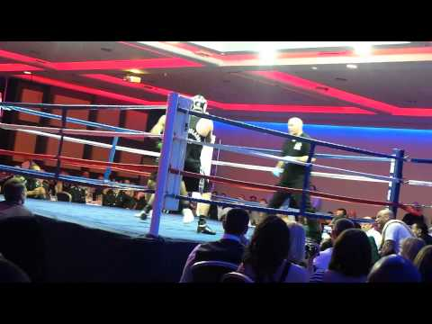 Matt Aymes Vs Sakib Ali , Battle Of The Badges Apr