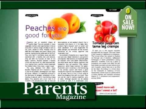 Parents Magazine: May 2013