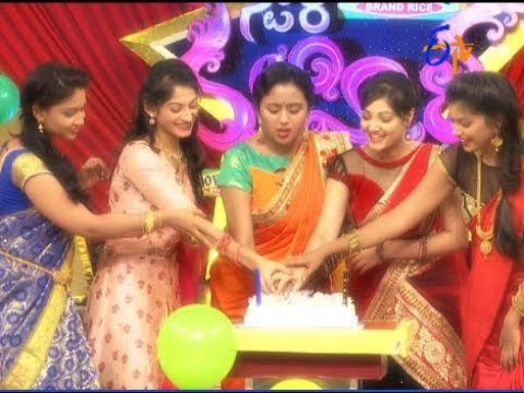Star Mahila | 9th June 2017 | Full Episode | ETV Telugu | cinevedika.com