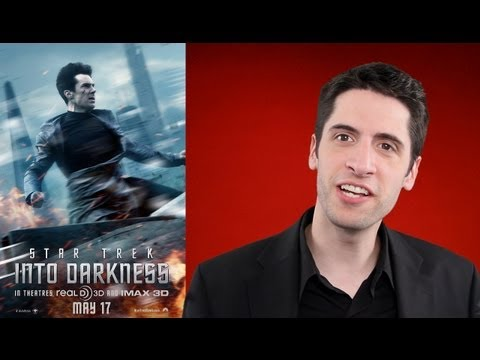Star Trek Into Darkness movie review