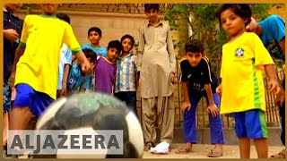 🇵🇰 World cup football fans of Karachi | Al Jazeera English - ALJAZEERAENGLISH
