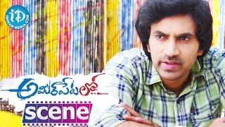 Ameerpet Lo Movie Scenes - Sonia Irritates Linga Babu || Srikanth || Ashwini Sri || Rajitha - IDREAMMOVIES
