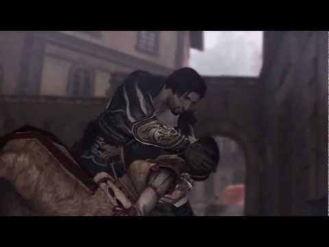 Assassins Creed Brotherhood - Cristina mission 5 walkthrough [HD]