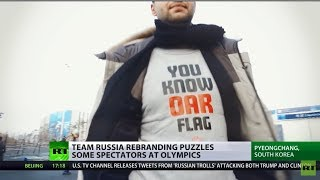 R-OAR: Russian designers outsmart IOC's language sanctions - RUSSIATODAY