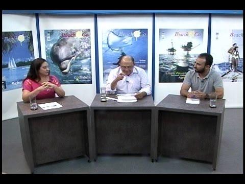 TV Costa Norte - Sala com Dra. Débora Pereira e Alexandre Pereira