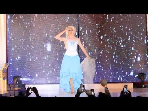 Let it Go cover Leona Luna - (Frozen/Demi Lovato) - Let's Club / Victoria Haus