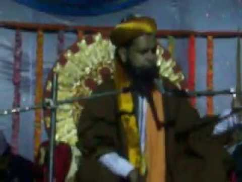 Pure Subedar Bisahiya Anjuman Gulshan-e-Hussaini Conference 2013 Beautiful takrir Part.1