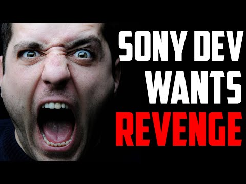 Sony Dev Wants Revenge