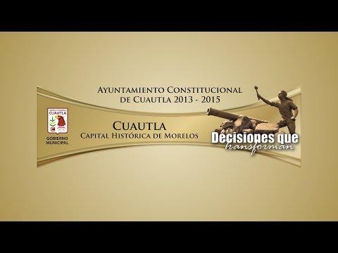 Desfile Cívico Militar Cuautla 2014