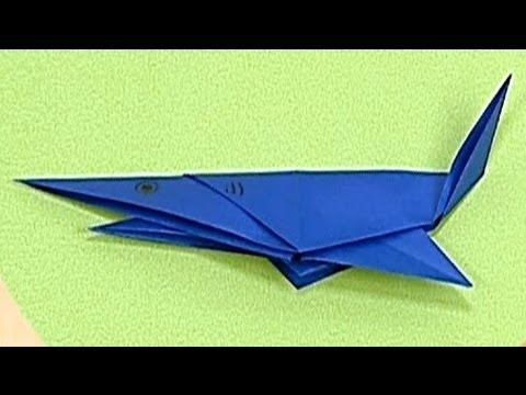 Çocuklar İçin Origami Shark (Öğretici) – Kağıttan Arkadaşlar 39
