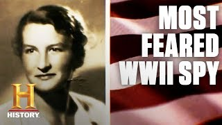 Virginia Hall: The Most Feared Allied Spy of WWII | History - HISTORYCHANNEL