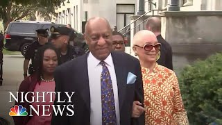 Closing Arguments Begin In Bill Cosby Retrial | NBC Nightly News - NBCNEWS