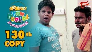 Fun Bucket JUNIORS | Episode 130 | Telugu Comedy Web Series | by Nagendra K | TeluguOne - TELUGUONE