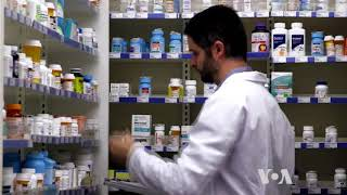 Health Experts Warn of a World Without Antibiotics - VOAVIDEO