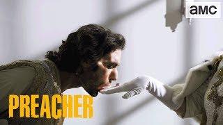 'Herr Starr's Call w/ The Allfather' Sneak Peek Ep. 305 | Preacher - AMC