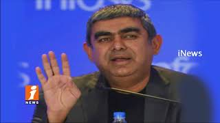 Infosys CEO Vishal Sikka Resign  | iNews - INEWS