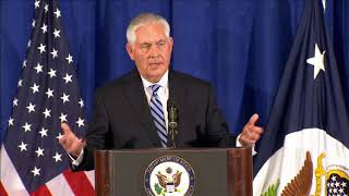 Tillerson cites fuel shortages and stockpiled supplies in North Korea - WASHINGTONPOST