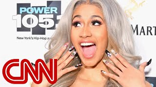 Cardi B's expletive-filled rant perplexes Democrats - CNN