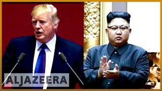 What is Trump's policy on North Korea? 🇰🇵 🇺🇸 - ALJAZEERAENGLISH