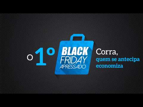 Black Friday Apressado 3 Américas