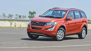 2015 Mahindra XUV500 (facelift) - First Drive Review