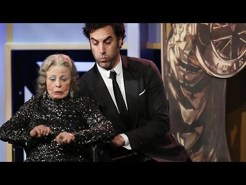 Sacha Baron Cohen Kills Award Presenter At Britannia Awards