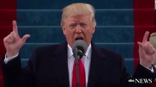 Trump Inauguration Speech (FULL) | ABC News - ABCNEWS