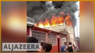 🇳🇮 Nicaragua: Family killed in arson attack a day after truce | Al Jazeera English - ALJAZEERAENGLISH