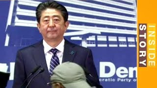 Will Japan's Abe change constitution after re-election? - ALJAZEERAENGLISH
