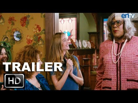 Madea's Witness Protection Official Trailer 2 [HD]: Tyler Perry and Eugene Levy Are On The Run