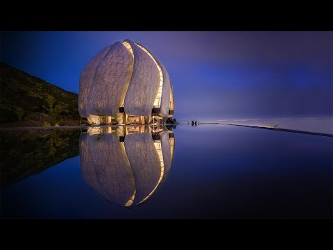 How do you build a sacred space? | Siamak Hariri